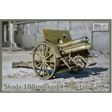 """10-см гаубица """"Шкода"""" 14 Howitzer"""