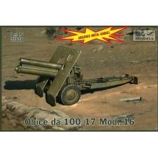 100 мм горная пушка М.16