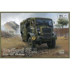 Bedford QLR 3 ton 4x4 Wireless