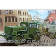"Автомобиль Chevrolet C15A No. 13 ""Cab Watertank"""