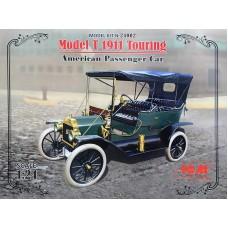 Американский пассажирский автомобиль Model T 1911 Touring