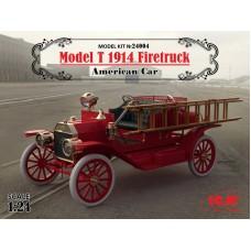 Американский пожарный автомобиль Model T 1914 г.