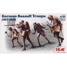 Германские штурмовые части (1917-1918)