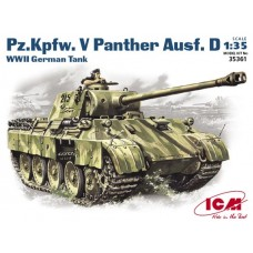 Танк Pz.Kpfw.V Panther Ausf.D