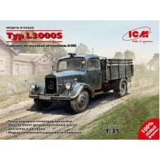 Германский грузовой автомобиль Typ L3000S