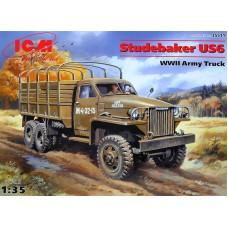 Армейский грузовой автомобиль II МВ Studebaker US6
