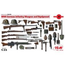 Немецкое вооружение и снаряжение пехоты, Первая мировая война