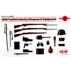 Вооружение и снаряжение пехоты Турции
