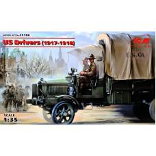 Американские водители 1917-1918 годов, 2 фигуры
