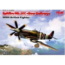 "Британский истребитель Spitfire Mk.IXC ""Доставка пива"""