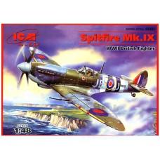 Британский истребитель Spitfire Mk.IX