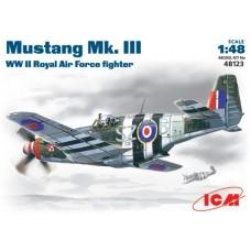 Истребитель Mustang Mk.III