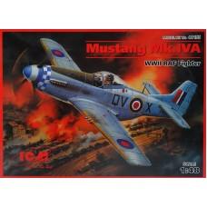 Американский истребитель Mustang Mk.IVA