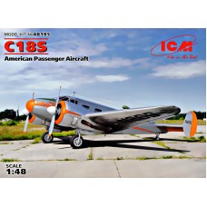 Американский пассажирский самолет C18S