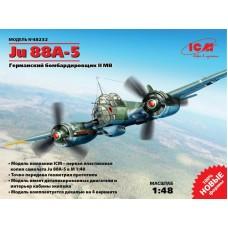 Германский бомбардировщик Ju 88A-5
