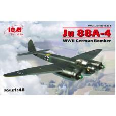 Германский бомбардировщик Ju 88A-4