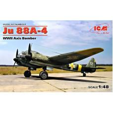 Бомбардировщик Ju 88A-4 стран Оси