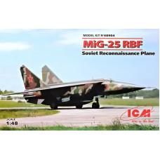 Бомбардировщик МиГ-25РБФ