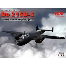 Германский ночной истребитель Do 215B-5