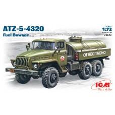 Автозаправщик ATЗ-5-4320
