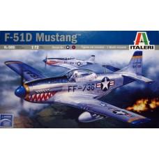 Истребитель P-51D Mustang