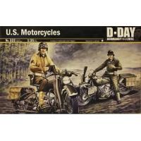 Американский мотоцикл, 2 МВ