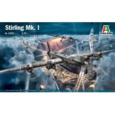 Бомбардировщик Stirling Mk.I
