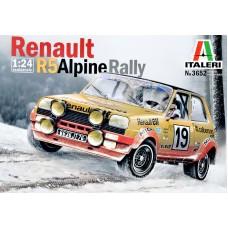 "Автомобиль Renault R5 ""Alpine Rally"""