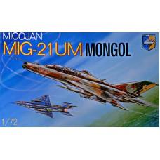 МиГ-21 МОНГОЛ Тренировочный истребитель