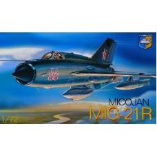 МиГ-21 Р истребитель-разведчик