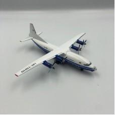 """Военно-транспортный самолет Ан-12 """"Мотор Сич"""" (UR-11819)"""