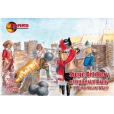 Осадная артиллерия Императорской армии (Тридцатилетняя война)