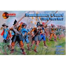 Французская пехота и охрана (Тридцатилетняя война)