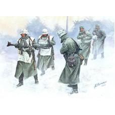 """""""Холодный ветер"""" Немецкая пехота, зима"""