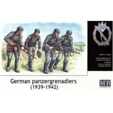 Германская группа поддержки бронетехники, 1939-1942г.