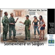 """""""Где-то в Сайгоне"""", Вьетнамская военная серия"""