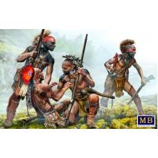 """""""Защитный круг"""". Серия индейских войн, XVIII век. Комплект № 1"""