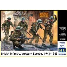 Британская пехота Западная. Европа (1944-1945)
