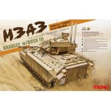 Американская кавалерийская боевая машина M3A3 Bradley w/BUSK III