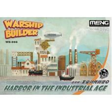 Конструктор военных кораблей - Гавань в эпоху промышленности (мультипликационное моделирование)