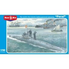 """Испанская подводная лодка """"Пераль"""""""