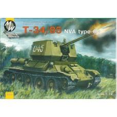 T-34-85 NVA type 63
