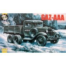 Советский грузовик ГАЗ-ААА