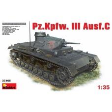 Немецкий танк Pz.Kpfw.III Ausf.C