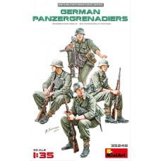 Немецкие Панцергренадеры