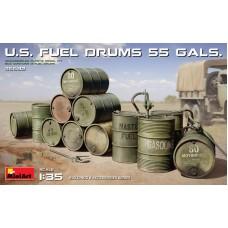 Американские бочки с топливом на 50 галлонов