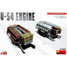 Двигатель V-54