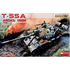 Танк Т-55А образца 1981 г.