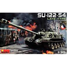 САУ СУ-122-54 позднего типа