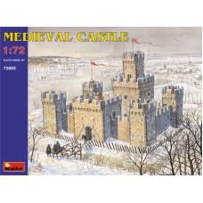 Средневековый замок XII - XV